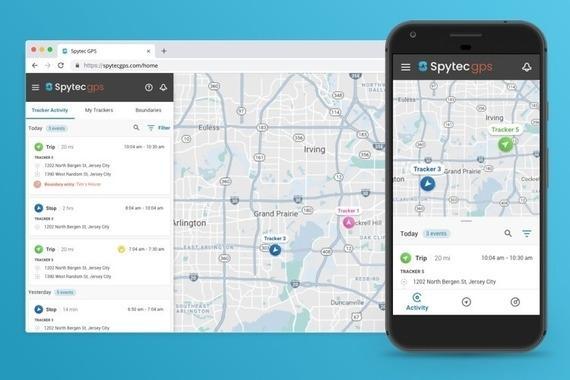 Spytec GPS Platform