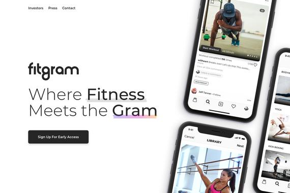 Fitgram App