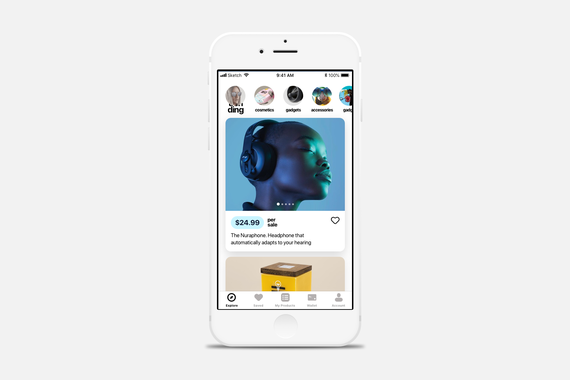 App for Micro-influencers