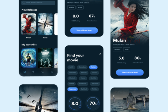 A New Way to Find Movies