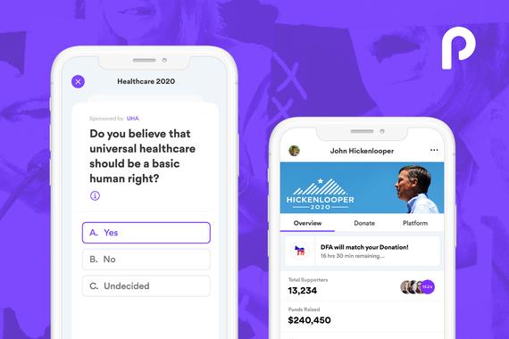 Pollit: Mobile Polling App
