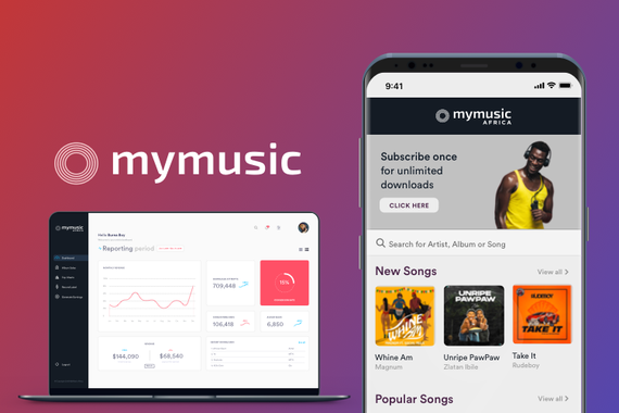 MyMusic Mobile Site
