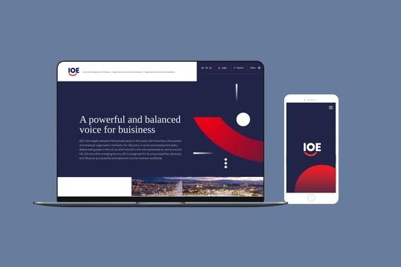 IOE   Rebranding