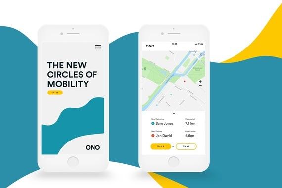ONO   Rebranding