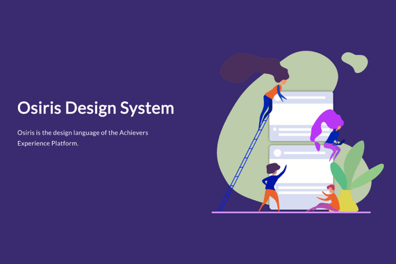Design System for a SAS Company
