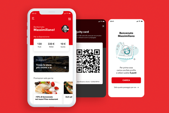 Supporting Digital Transformation With Loyalty App Design