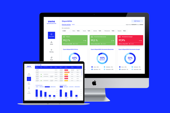 Giving Meaning To Data With Dashboard Design in a B2B Fintech