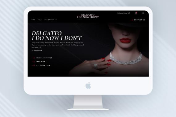 Jewelry Online Store