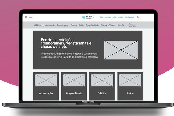 NAMU Portal