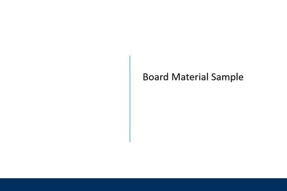 Board Deck Material