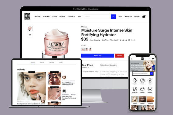 "MIRA Beauty AI | The ""Netflix"" of Beauty, All in One Place"
