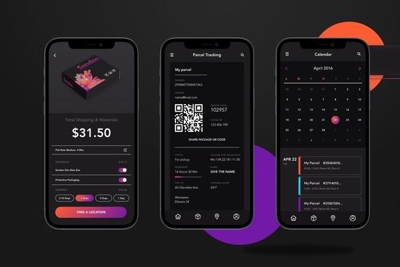 Tracking App for Senden