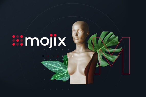 Brand Identity for Mojix