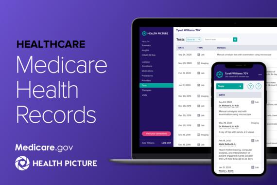 Medicare Health Records