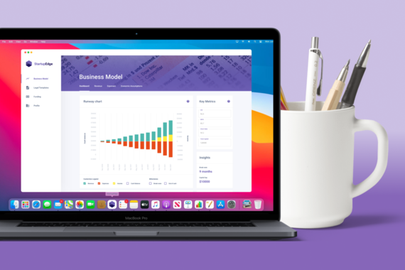 EdgeFund   StartupEdge Tool