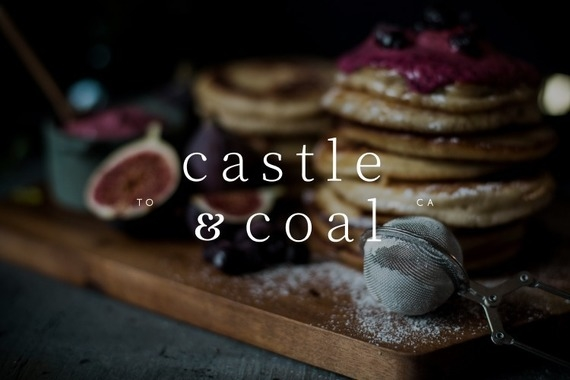 Castle & Coal's New Branding and Packaging Design