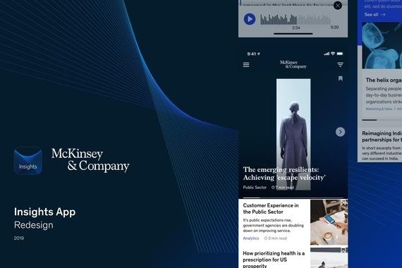 McKinsey & Company Insights App