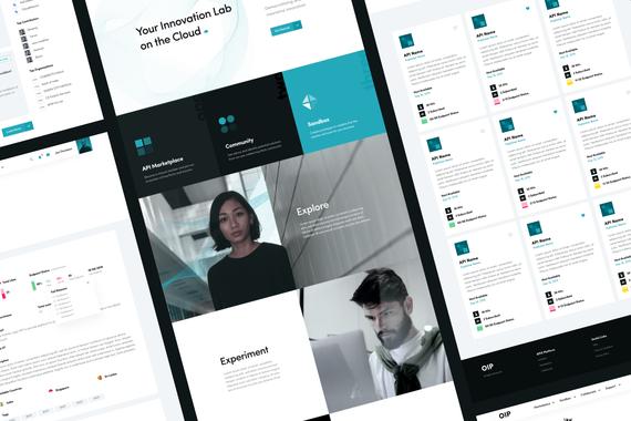 Open Innovation Platform