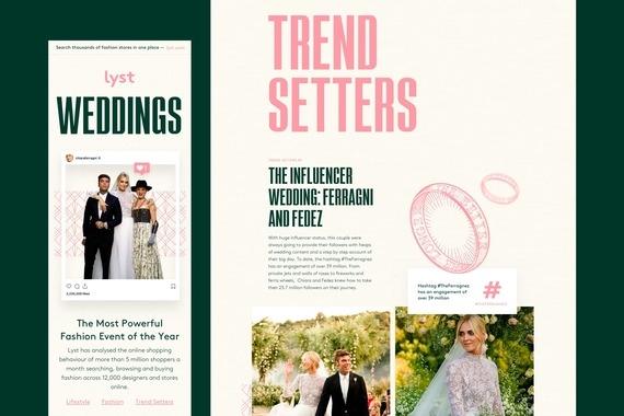 Lyst Weddings