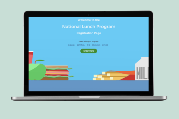 E.A.T. Lunch UX Challenge