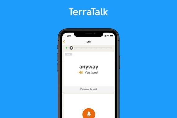 TerraTalk | Improving Users' Skills in English