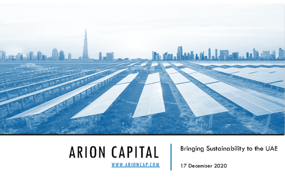 Fund Raising Slide Deck for Sustainable Investment Firm