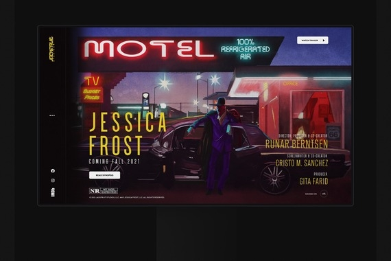 Jessica Frost Movie and Sienna Charles