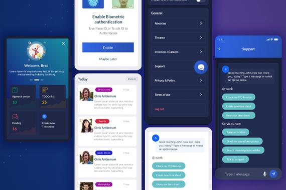 Project Management Desktop | Mobile Application