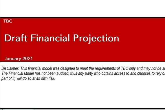 Five-year Financial Model Build for a Start-up Consumer Finance Company