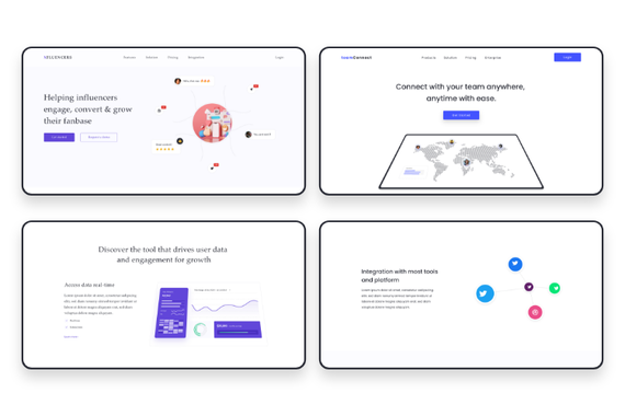 Enterprise Product Web UI