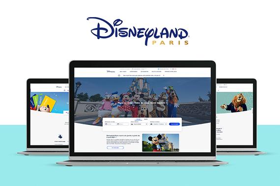 Disneyland Paris Reservation Platform