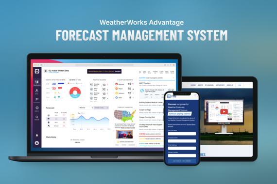 WeatherWorks Advantage — Forecast Management System (FMS)