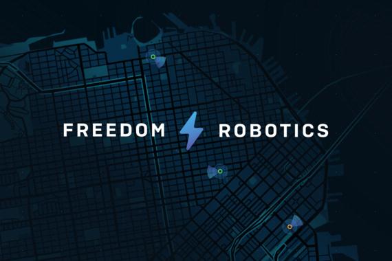 Freedom Robotics Fleet Management Platform