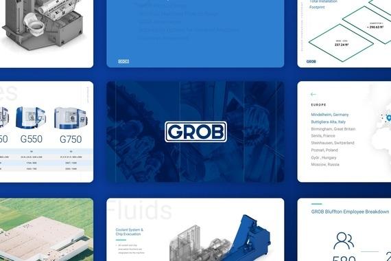 GROB Presentation Design