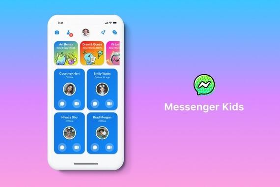 Messenger Kids for Facebook