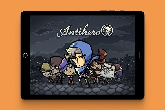 Antihero Game
