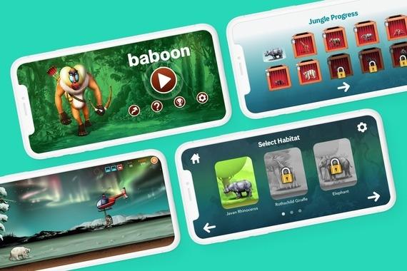 Baboon Game