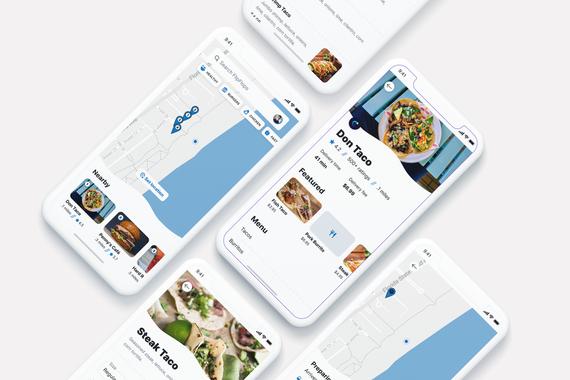 FlipFlops: Food Delivery