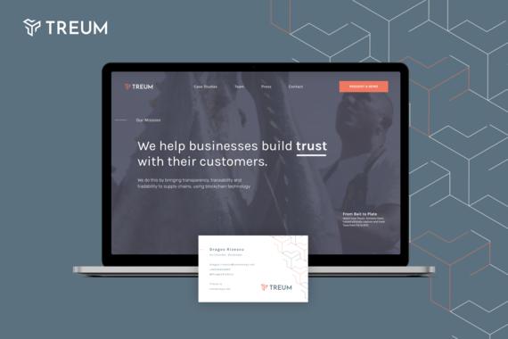 Blockchain Branding: Treum