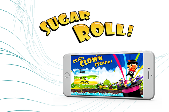 Sugar Roll Game