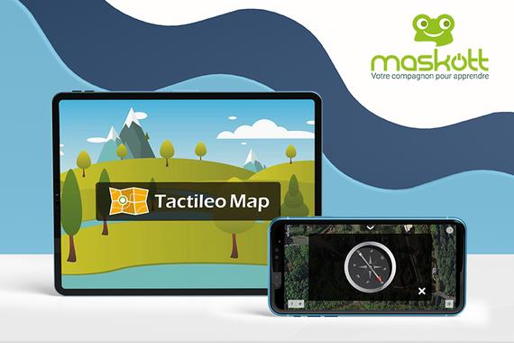 Tactileo Map
