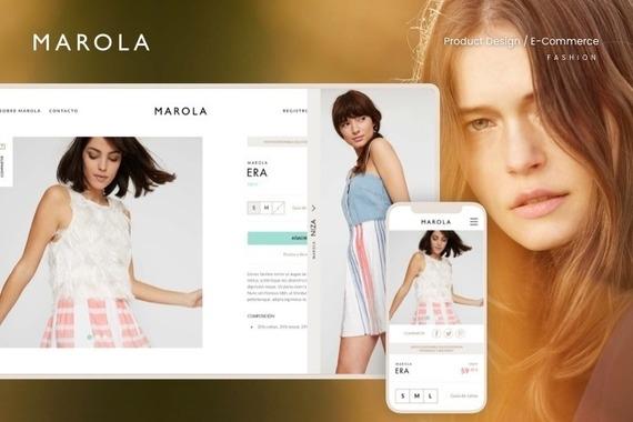 eCommerce for Mediterranean Skirt Brand