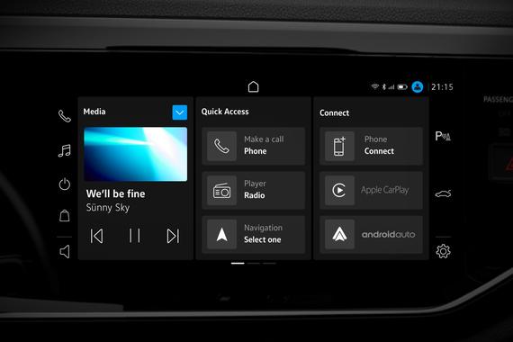 VW Play | Infotainment Interface