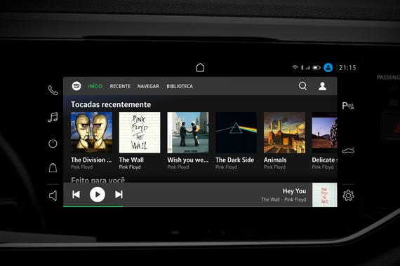 Spotify Automotive App