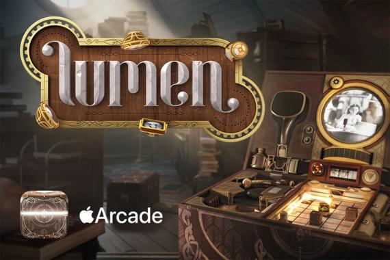 Lumen Apple Arcade Game