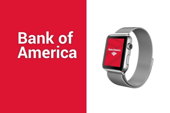 Bank of America Apple Watch App