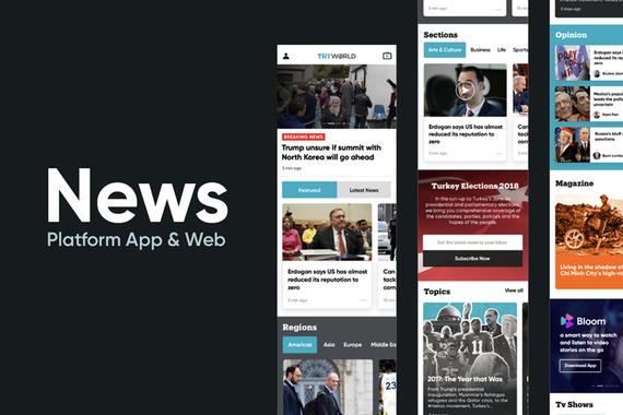 News App for TRT World