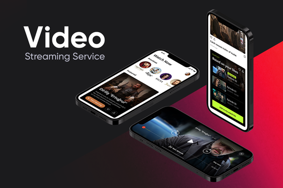 Video Streaming Service for TRT Izle (Turkish National Radio and Television)