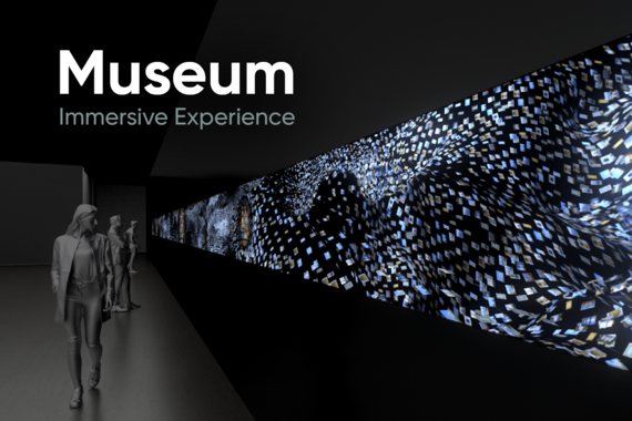 Interaction Design and Immersive Experience for Camlica Mosque Museum (Republic of Turkey)