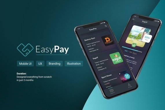 FinTech - Payment and Access Mobile App
